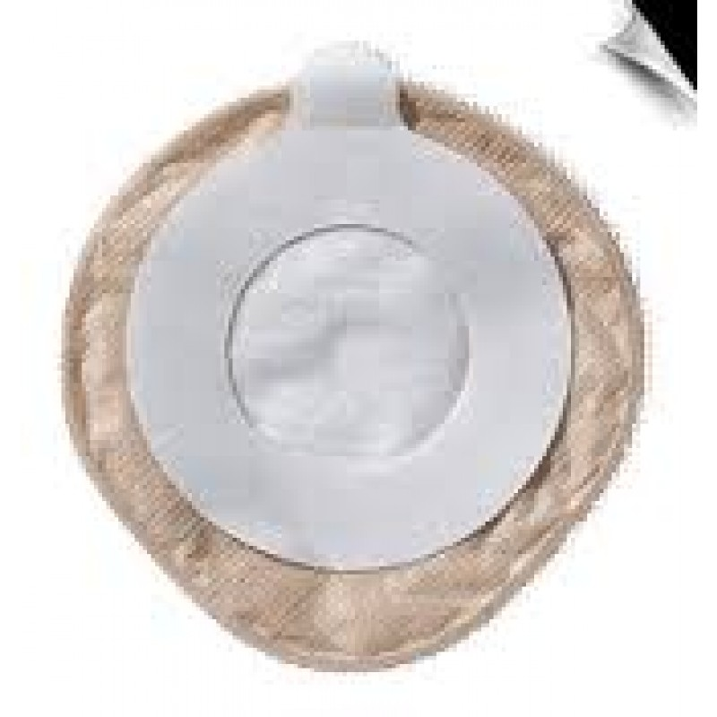 Cymed 25645 - MICROSKIN Cymed Stoma Cap, Opaque, 2pc, Filter, Absorbant Liner, BX 15