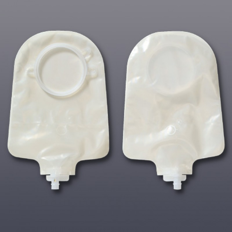 Buy hollister cpl urostomy quot pouch clear drain