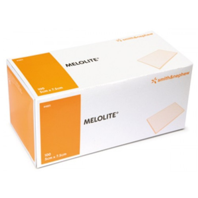 Buy smith nephew 4811 melolite dressing 5 x 7 5 cm bx 100 in canada at - Dressing cm ...