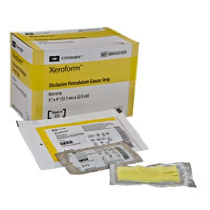 third image of Xeroform Dressing Cpt Code with Buy Tyco Covidien 8884433500 - XEROFORM Petrolatum ...