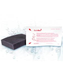 SoluNet® Preoperative Sponge – 4% W/V Chlorhexidine Gluconate