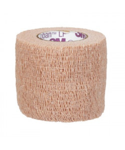 3M 2082 - Coban Self-Adherent Wrap with Hand Tear, Non Sterile, Latex Free, 2 inch width x 5 yards (fully stretched), CS 36