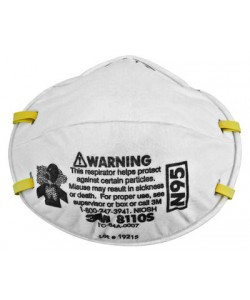 3M™ Particulate Respirator 8110S, N95