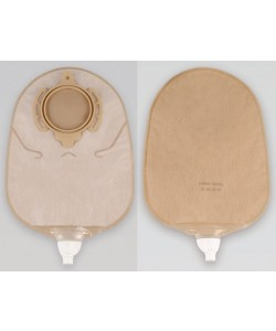 "Flexima 3S Urostomy Pouch (9"") Beige 45mm"
