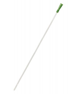 LoFric Classic Male Hydrophilic Catheter, Tiemann Tip, 40cm, 12 Fr