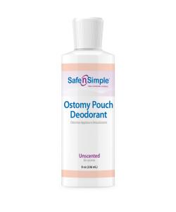 Ostomy Pouch Deodorant 8oz Btl