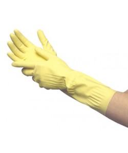 HOUSEHOLD Gloves, Medium, Pair.