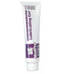 AMG 118-305 - AMG MED-PRO Sterile Lubricating Jelly 5 Oz Tube, BX/12 Tubes, BX/12