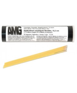 AMG 118-395 - Flexible Caustic Applicators - 6 inch (15.2 cm), Tube 100
