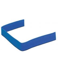 Textile Tourniquet, Latex Free, blue material with plastic lock, 39cm