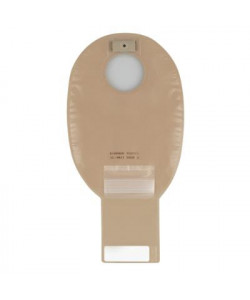 """B.Braun 932580NA - Flexima 3S Drainable Pouch (Roll'Up) Maxi (12"""") Transparent 80mm w/ Filter, BX 10"""
