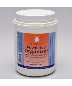 Chester Labs 002900 - Organasol Instrument Cleaners. 4lb, Each