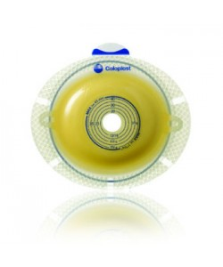 SenSura 2 pc. Click Xpro Convex Light  Skin Barrier Flange,70mm (yellow) 15-53 (cut to fit) 15-53mm