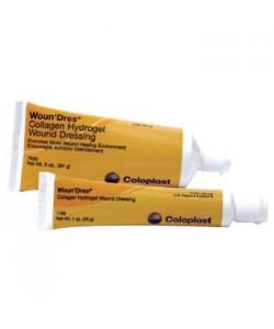Woun'Dres Collagen Hydrogel 1 oz. (28 g) Tube