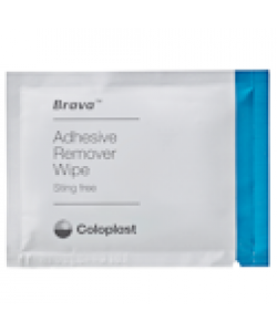 Coloplast 12011 - Adhesive Remover Wipes Sting Free, BOX 30