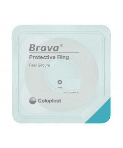 Coloplast 12033 - Brava Protective Ring Extra Wide, 2.5mm thick, 27/76mm, BX 10