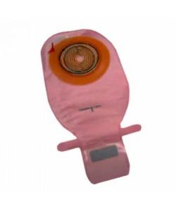 "Assura® 1 pc. Std. Wear Drainable Midi Soft Front Classic Pouch w/ EasiClose™, Pre-Cut, Non-Convex (21cm) 1-1/8"" (30mm)"