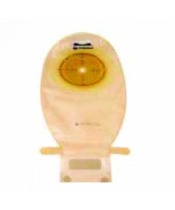 SenSura® 1 pc. Non-Convex, Maxi Open Transparent, 10-76mm (Cut-to-Fit) Maxi, 10-76mm