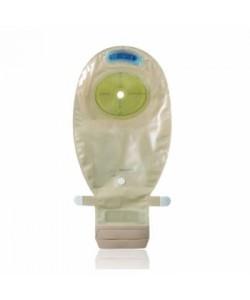 SenSura 1pc Xpro Convex light, maxi open wide outlet, transparent 15-33 cut to fit Maxi, 15-33mm