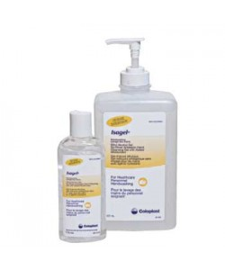 Isagel® Ethyl Alcohol Antiseptic No-Rinse Hand Gel 3.8L/3800ml *No Returns*