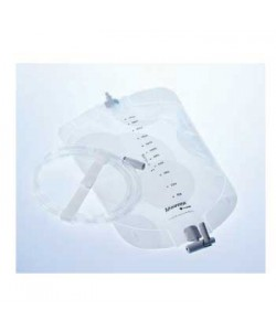 Coloplast 21346 - Moveen Bedside Night Urine Bag, Non-Sterile 2L, 140cm, BX 30