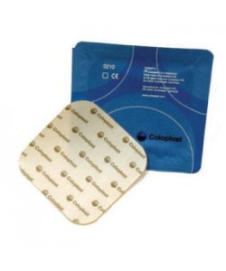 "Coloplast Skin Barrier 6""  x  6"" (15 x 15cm)"