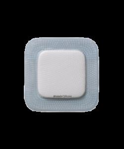 "Coloplast 33435 - Biatain Silicone Foam Dressing W/ Silicone Border 4""x 4""(Sterile), BX 10"