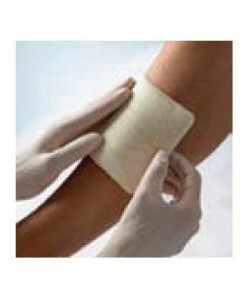 "Biatain™ Soft-Hold Foam Dressing (Sterile) 4"" x 8"" (10cm x 20cm)"