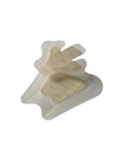 "Biatain™ Adhesive Foam Sacral Dressing (Sterile) 9"" x 9"" (23 x 23cm)"