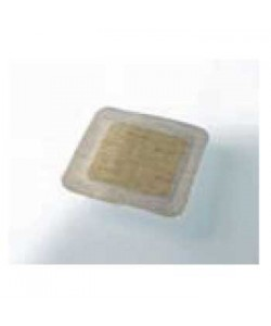 "Biatain™ Ag Adhesive Foam Antimicrobial Dressing w/ Silver (Sterile) 7"" x 7"" (18 x 18cm)"