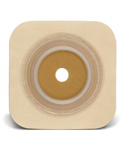"ConvaTec 125263 - SUR-FIT Natura  Flexible Skin Barrier, Tan Collar, 38mm  (1 1/2""), BX 10"