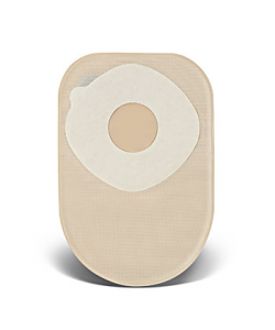 """Active Life®  Closed-End Pouch, Opaque 25mm (1""""), One Piece System"""