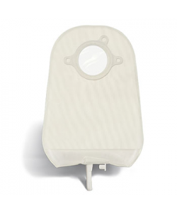 """SUR-FIT Natura®  Uro. Pouch w/ Bendable Tap, Small, transp, 45mm (1 3/4""""), Two Piece System"""