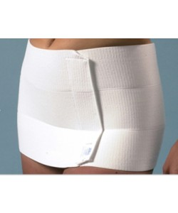 "ABDOMINAL Binder, 3 Panel, Size 30"" - 45"", 9"" Wide, Adjustable *No Returns*"