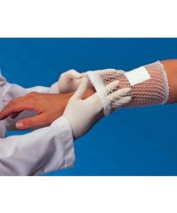 Glenwood Laboratories GL703 - SURGILAST Elastic Net Dressing, Retainer Tube Gauze, Size 3, Medium Hand, Leg, Arm, Foot, 25 Yards3, EA