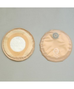 Hollister 1796 - Contour 1 Stoma Cap, Opaque, Filter, 50 mm., BX 30
