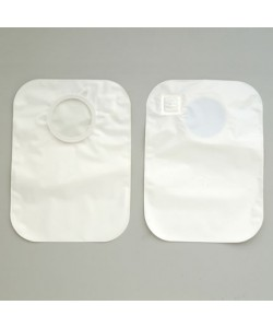 "CPL Opaque 9""  Closed Pouch, FILTER, 2 3/4"" (K)"
