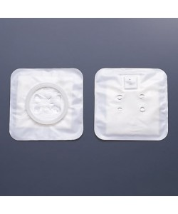 "CPL 2 Piece 4.5""  Stoma Cap/filter 1 1/2"" (H)"