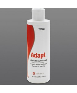ADAPT Lubricating Deodorant, 8oz Bottle (For Use In Ostomy Appliance)