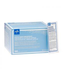 Medline MDS001005 - Castile Soap, 10ml packets, BX 100