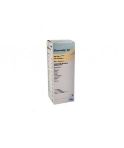 Roche Diagnostics 11203479119 - Chemstrip 10 Test Strip, For Specific Gravity, pH, Leukocytes, Nitrite, Protein, Glucose, Ketone, Urobillinogen, Bilirubin, Blood, PK 100