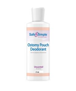 Ostomy Pouch Deodorant 2oz Btl