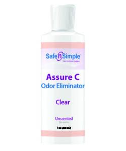 Safe n Simple SNS41408 - Assure C Odor Eliminator 8oz Btl, EA