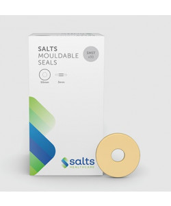 Salts Mouldable Seals, Thin, 50mm Diameter, 3mm Thickness - Box of 10