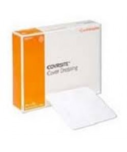 Smith&Nephew 5999004120 - EXU-DRY Burn Wound Dressing With Anti Shear Layer, 10 X 10cm, Latex Free, BX 10