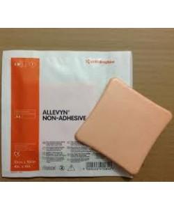 Smith&Nephew 66007637 - ALLEVYN Hydrocellular Non-Adherent foam Dressing 10cmx10cm,, BX 10