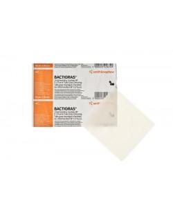 Smith&Nephew 66067457 - BACTIGRAS 0.5% Chlorhex Dressing  10cm X 10cm, PK 10