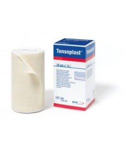 BSN Medical 7205038 - Elastoplast Adhesive Support Bandage, 10 cm x 4.5 m Hospital Pack, BX 12