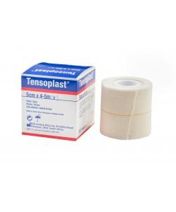 BSN Medical 7237906 - Leukoplast  Plastic Waterproof Tape with Latex, 5 cm x 3 m, BX 6