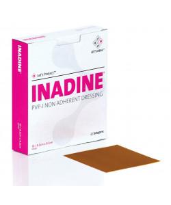 Systagenix P01512 - INADINE DRESSING, POVIDONE IODN 9.5X9.5 INADINE, NON-ADHERENT 25EA/BX, BX 25